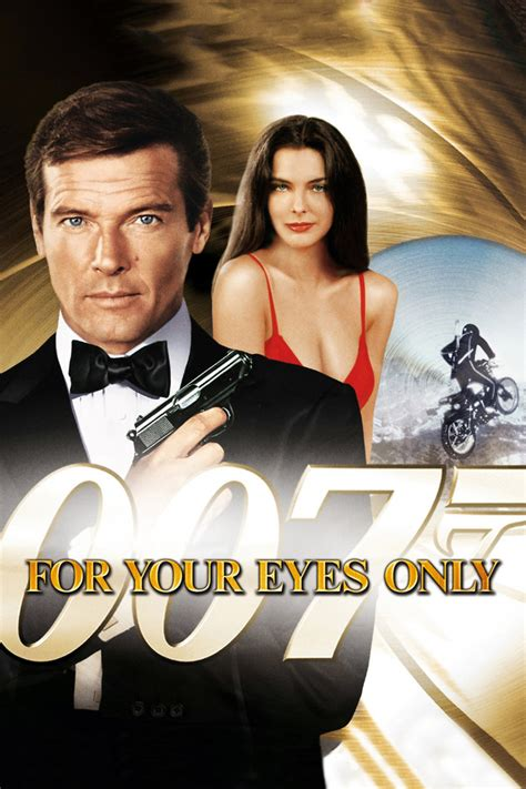 film james bond for your eyes only for your eyes only dvd release date