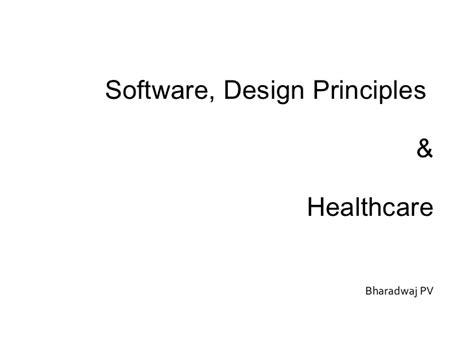 application design basics understanding basics of software development and healthcare