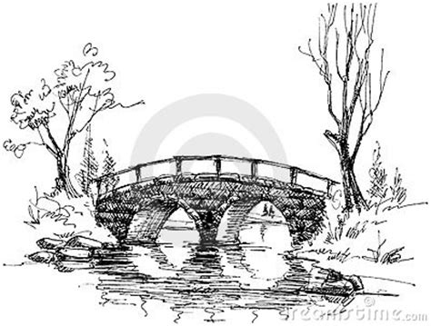themes fluss in london stone bridge over river royalty free stock image image