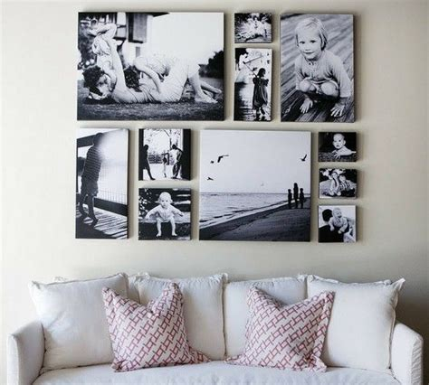 layout canvas canvas wall photo wall collage pinterest