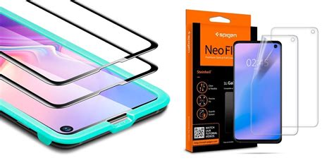 Samsung Galaxy S10 Plus Screen Protector by Best Screen Protectors For Samsung Galaxy S10 S10 Plus S10e