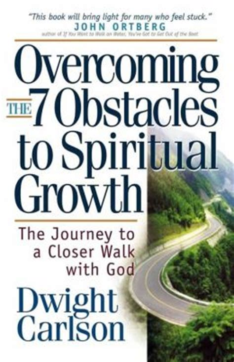 30 day devotional a journey to spiritual growth books overcoming the 7 obstacles to spiritual growth the