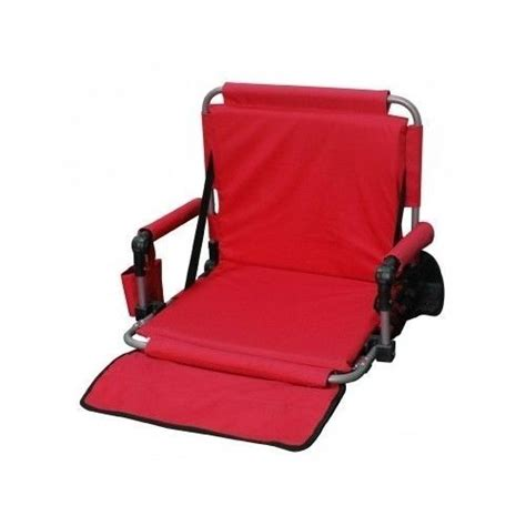 most comfortable bleacher seats stadium chairs sport outdoor and cushions on pinterest