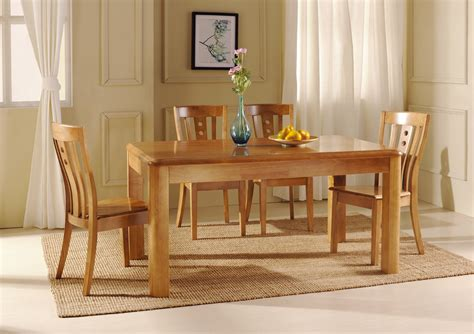 Simple Dining Room Chairs Modern Home With White And Wood Simple Scandinavian Dining Room Igf Usa