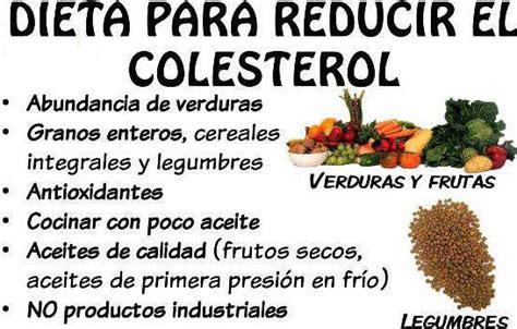 que alimentos comer para bajar el colesterol qu 233 comer para reducir el colesterol tu revista fitness