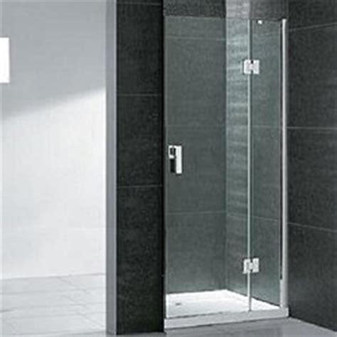 Frameless Hinged Glass Shower Doors Matrix Enclosures Gt Hinged Frameless Shower Door 800mm 10mm Glass