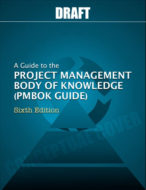 q as for the pmbok guide sixth edition books vers 227 o draft da 6 170 edi 231 227 o do pmbok j 225 dispon 237 vel para