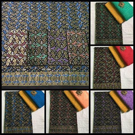 Kain Batik Motif Pari Dan Embos kain batik pekalongan batik prodo dan kain batik embos