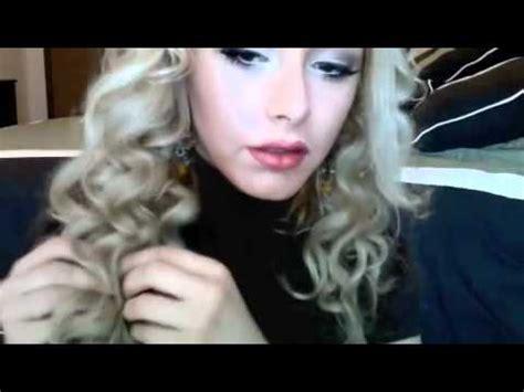 taylor swift short hair tutorial taylor swift curls hair tutorial youtube