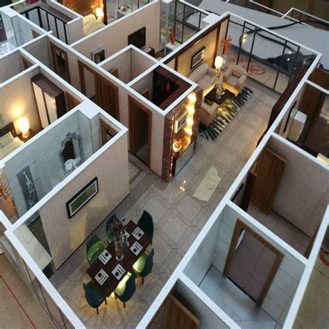 interior house model interior layout house model scale model apartment miniature scale1 100 model buy