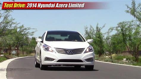 hyundai azera limited 2014 test drive 2014 hyundai azera limited testdriven tv