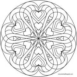 mandala to color don t eat the paste mandala to color