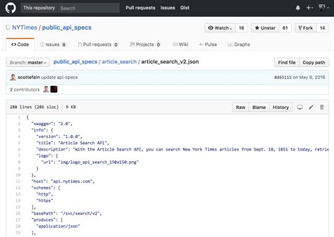email format new york times new york times manages their openapi using github