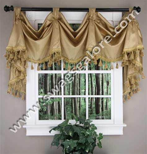 victory valance curtains serenity victory valance ivory