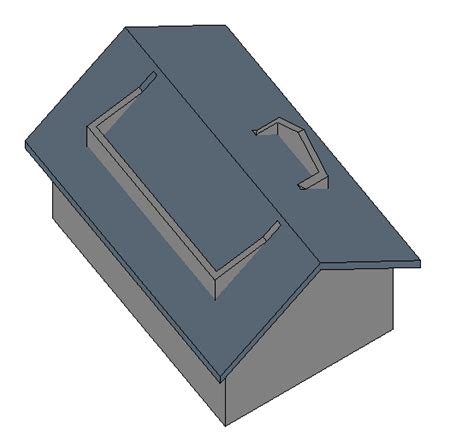 Revit Dormer Roof The Bim Jedi Formally The Revit Jedi Roof Dormers Made Easy