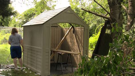 Time Shed by Time Lapse Chicken Coop Build Suncast Shed