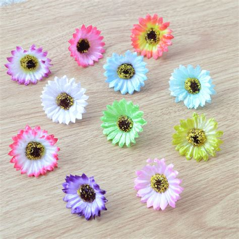 Handmade Artificial Flowers - get cheap silk gerbera daisies aliexpress