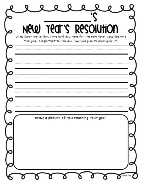 new year writing classroom freebies happy new year freebies