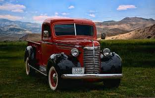 1940 chevrolet truck photograph by tim mccullough