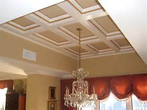 curvemakers classic coffered ceiling kits ceilings