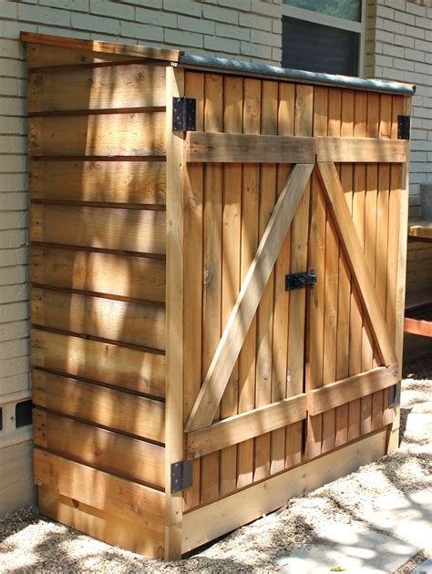 Wall Shed Storage