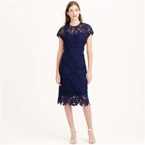 Dress Cantik Lace Abstrack Merry scalloped lace dresses collection pinpoint