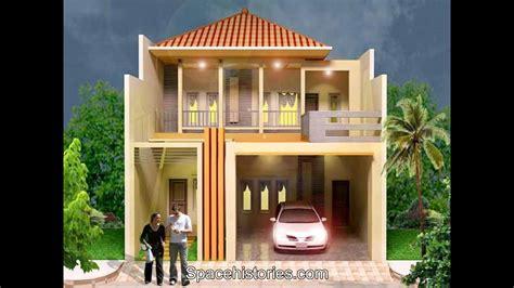 desain rumah minimalis 2 lantai desain rumah lebar 7 meter desain rumah minimalis 2 lantai type 36 youtube