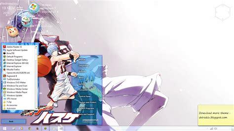 kuroko no basuke facebook themes and skins theme 7 kuroko no basuke
