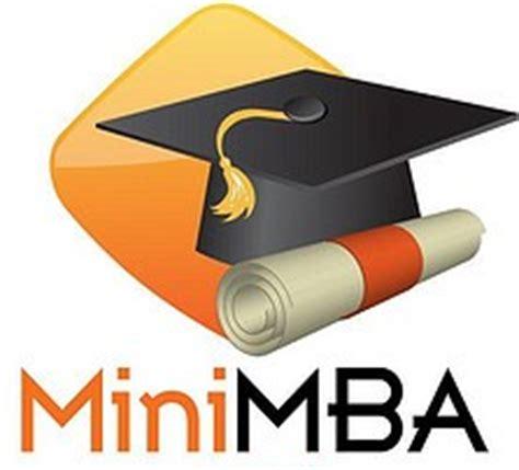 Mini Mba Minnesota by برنامج الماجستير المهنى المصغر فى ادارة الاعمال مدعم من