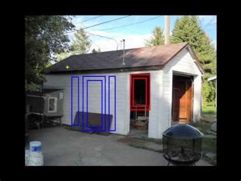 Detached Garages Plans Converting A Garage Into An Art Studio In Bozeman Mt