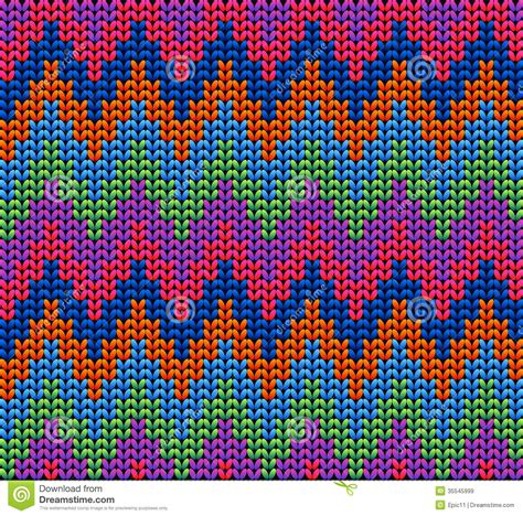 color pattern texture composition color knitted wool pattern background stock vector image