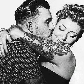 vintage tattoo couple 136 best images about black white tattoos on pinterest