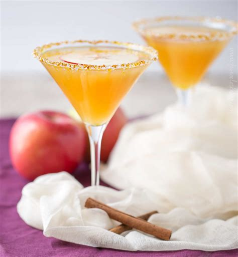 martini apple caramel apple martini with caramel vodka
