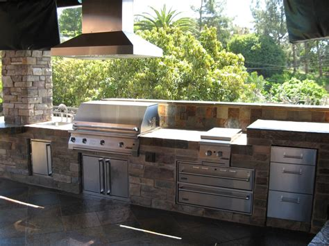 Outdoor Kitchens Ideas Pictures Kitchen Terrific Design Ideas Of Prefabricated Outdoor Kitchen Islands How To Build An Outdoor