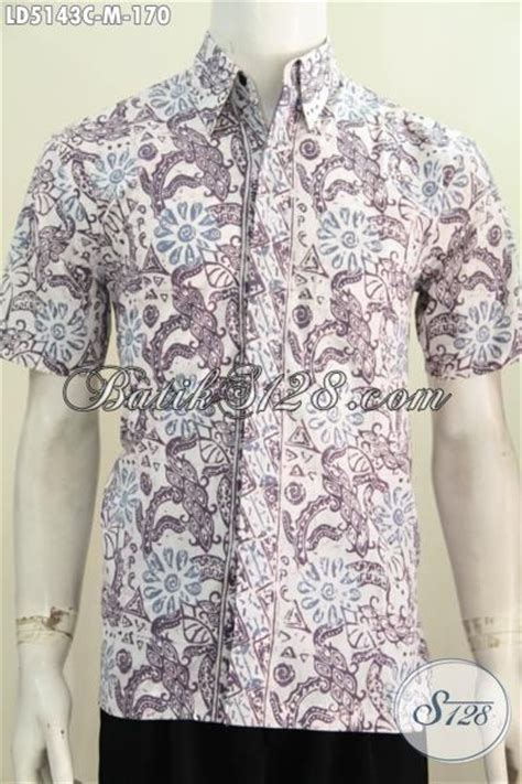 desain kemeja batik wanita terbaru hem batik santai buat jalan jalan kemeja batik trendy