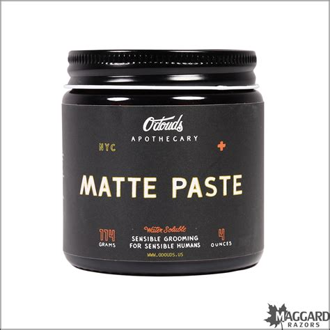 best mens matte styling paste o douds matte paste styling cream 4oz jar maggard