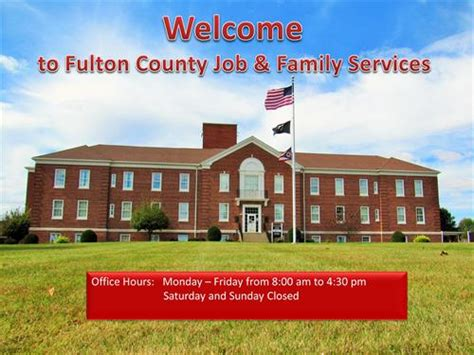 Fulton County Child Support Office by Fulton County Oh Official Website Family Services