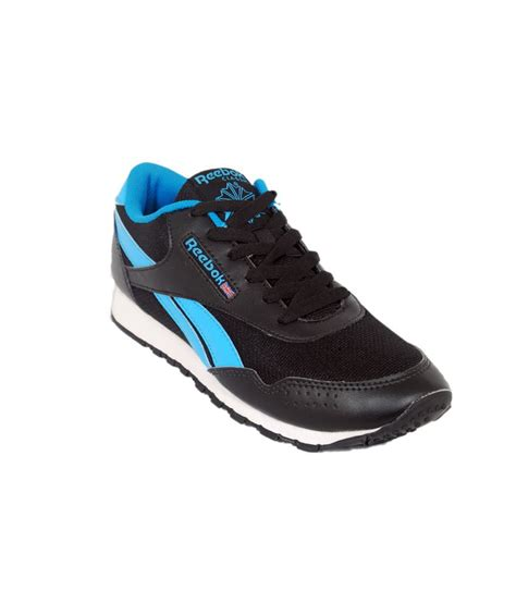 reebok classic black sporty shoes buy s sports