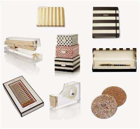 chic desk accessories 85 best kate spade images on pinterest