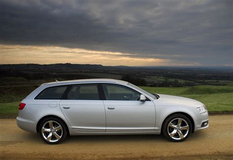 Audi A6 Avant 2005 by Audi A6 Avant 2005 2011 Features Equipment And