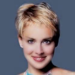 model de coiffure courte pour femme