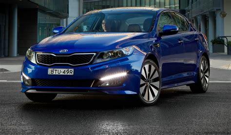 Are Kia Optimas Cars Kia Optima Review Caradvice