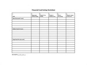 goal setting templates goal setting template 12 free documents in pdf