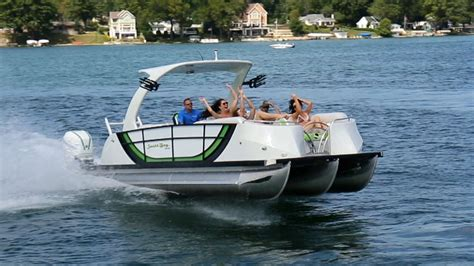 south bay pontoon south bay pontoons 2016 sport tour