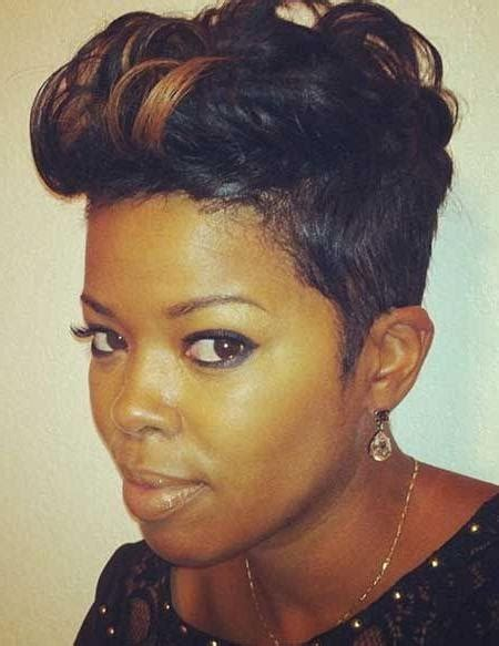 short hair cuts for women that will give their hair volume 20 collection of edgy short haircuts for black women
