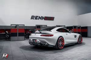 renntech mercedes amg gt s comes with 716hp