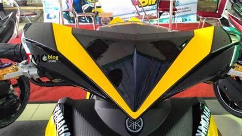 Sticker Striping Variasi Racing Mio Valentino yamaha mio m3 custom livery tech3