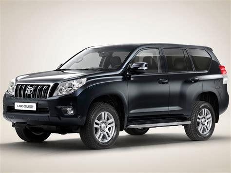 Toyota Land Cruiser Automobiles