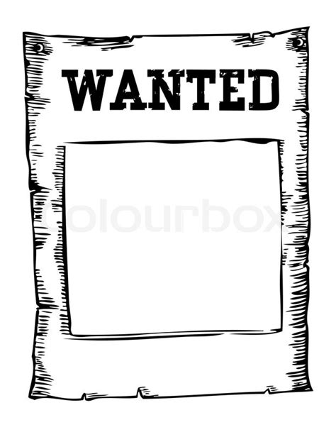 staff wanted template vector wanted poster image on white stock vector colourbox