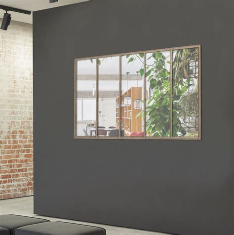 Industrie Lofts miroir jardin pour une d 233 co urban eco emde
